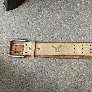 American eagle belt size 32